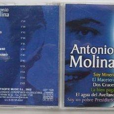 CDs de Música: ANTONIO MOLINA. CD'S.. Lote 218537555