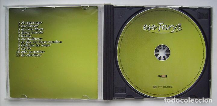 CDs de Música: EL FARY, ESE FARY. CDs. - Foto 2 - 218539432