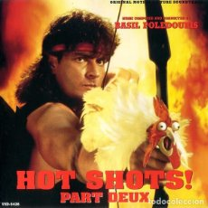 CDs de Música: HOT SHOTS! 2 / BASIL POLEDOURIS CD BSO. Lote 218546218