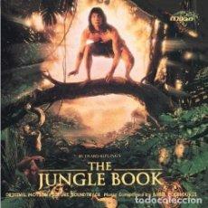 CDs de Música: THE JUNGLE BOOK / BASIL POLEDOURIS CD BSO. Lote 218546523