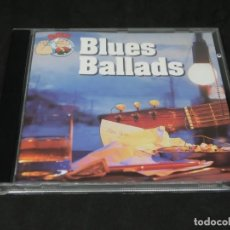 CDs de Música: CD - BLUES BALLADS - VARIOS - POPEYE - MUDDY WATERS ELMORE JAMES BIG JOE WILLIAMS 1996. Lote 218548677