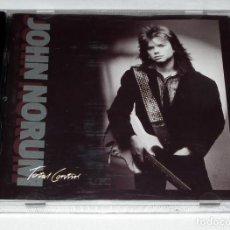 CDs de Música: CD JOHN NORUM - TOTAL CONTROL. Lote 218560208
