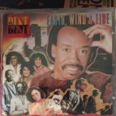 CDs de Música: EARTH WIND & FIRE AND FRIENDS-BEST OF THE BEST-1995-RARO-EXCELENTE ESTADO. Lote 218561630
