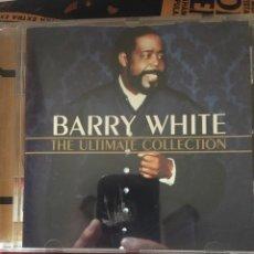 CDs de Música: BARRY WHITE-ULTIMATE COLLECTION-1999-EXCELENTE ESTADO. Lote 218561886