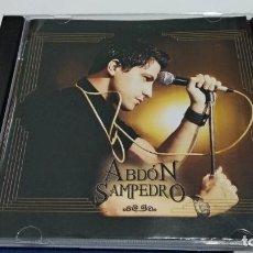 CDs de Música: CD ( ABDON SAMPEDRO ) 2012 ARIA ESTUDIOS 14 TEMAS MUY RARO. Lote 218595533