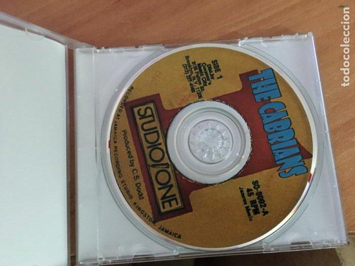 CDs de Música: THE CABRIANS CD 4 CANCIONES (CDIB11) - Foto 2 - 218618943