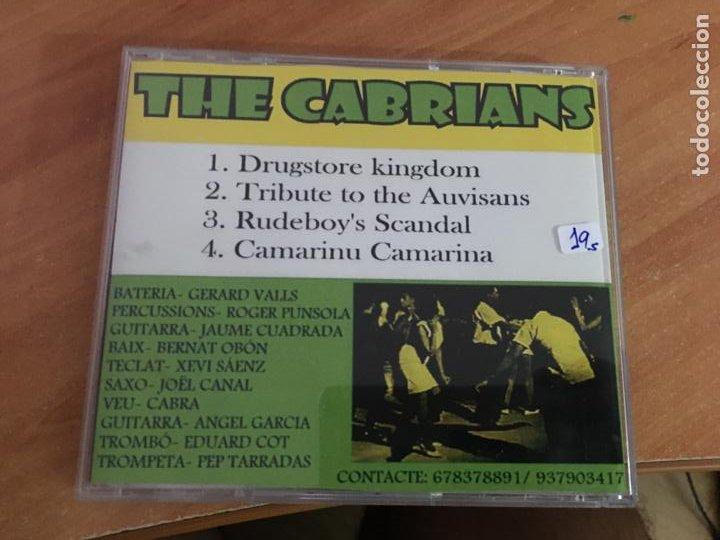 CDs de Música: THE CABRIANS CD 4 CANCIONES (CDIB11) - Foto 3 - 218618943