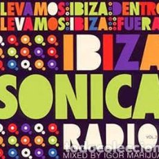 CDs de Música: VARIOUS - IBIZA SONICA RADIO VOL.2 (CD, MIXED, DIG) LABEL:EXTREMLY HOUSE MUSIC CAT#: EHMCD07. Lote 218623758