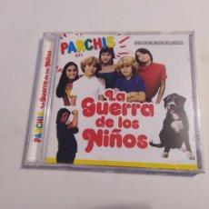 CDs de Música: PARCHIS EN LA GUERRA DE LOS NIÑOS CD. BANDA SONORA ORIGINAL DE LA PELICULA. TDKCD32. Lote 294003558