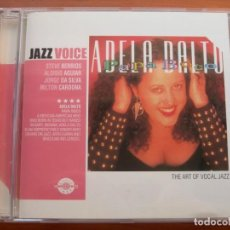 Music CDs: COLECCION JAZZ VOICE / 63 CDS. Lote 218644922