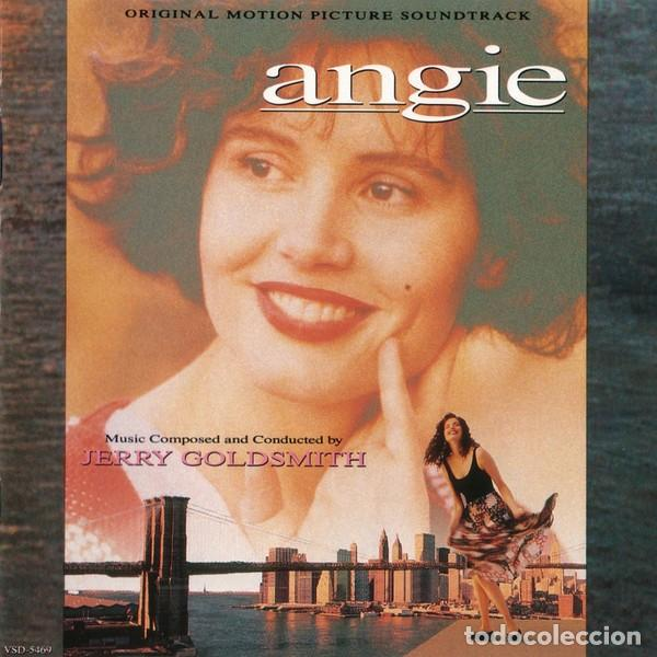ANGIE / JERRY GOLDSMITH CD BSO (Música - CD's Bandas Sonoras)