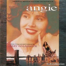 CDs de Música: ANGIE / JERRY GOLDSMITH CD BSO. Lote 218647550
