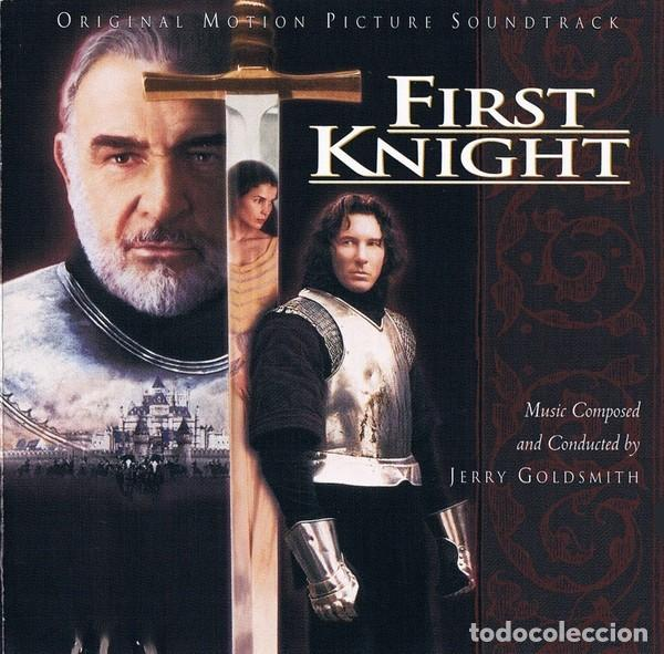 FIRST KNIGHT / JERRY GOLDSMITH CD BSO (Música - CD's Bandas Sonoras)