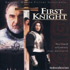 CDs de Música: FIRST KNIGHT / JERRY GOLDSMITH CD BSO. Lote 218647970