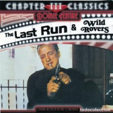 CDs de Música: THE LAST RUN + WILD ROVERS / JERRY GOLDSMITH CD BSO - CHAPTER III. Lote 218649223