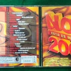 CDs de Música: NOW ESTO ES MUSICA 2003 / DOBLE CD DE 2003 RF-7683 , BUEN ESTADO. Lote 218660778