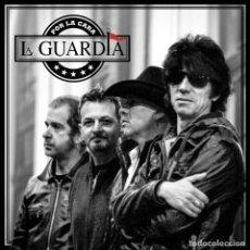 CDs de Musique: LA GUARDIA – POR LA CARA - OFERTA 3X2 - NUEVO Y PRECINTADO. Lote 244663650