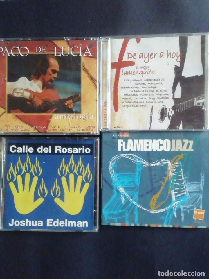 CDs de Música: SIETE CDS DE FLAMENCO - Foto 2 - 218678795