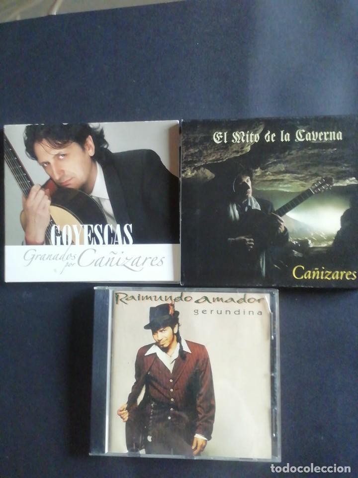 CDs de Música: SIETE CDS DE FLAMENCO - Foto 3 - 218678795