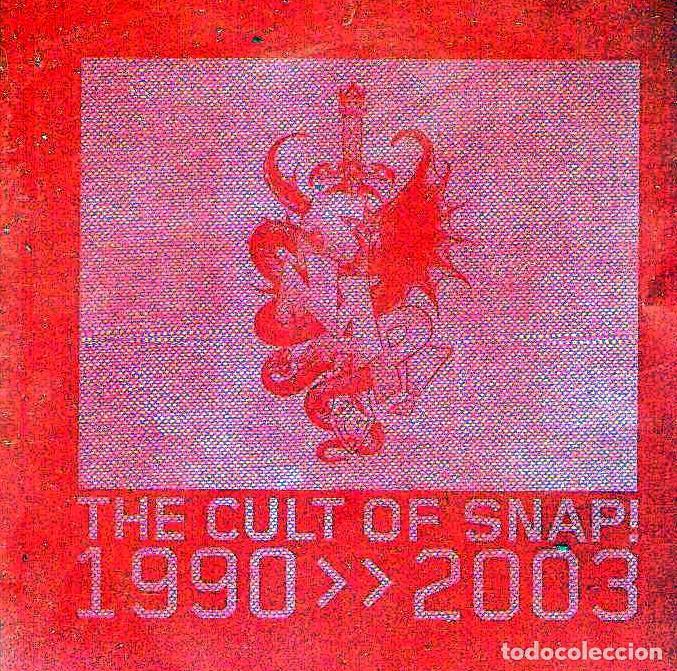DOBLE CD ALBUM: SNAP¡ - THE CULT OF SNAP! / 1990⇒⇒2003 - 26 TRACKS - DEBAILE - AÑO 2003 (Música - CD's Techno)