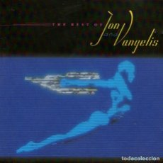 CDs de Música: JON & VANGELIS - THE BEST OF JON & VANGELIS - CD ALBUM - 9 TRACKS - SPHERIC BV / POLYDOR - AÑO 1984. Lote 218684565