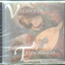 CDs de Música: VILLANCICOS TRADICIONALES. CD-CLASICA-1167. Lote 218692853