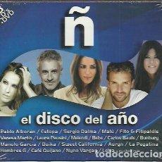 CDs de Música: 3 CD,S + DVD Ñ EL DISCO DEL AÑO.2015.. Lote 218697221