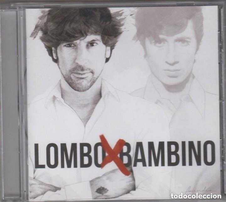LOMBO X BAMBINO ( CD ) (Música - CD's Flamenco, Canción española y Cuplé)