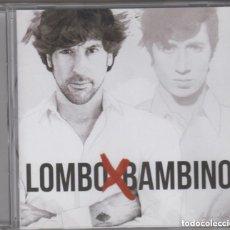 CDs de Música: LOMBO X BAMBINO ( CD ). Lote 218718907