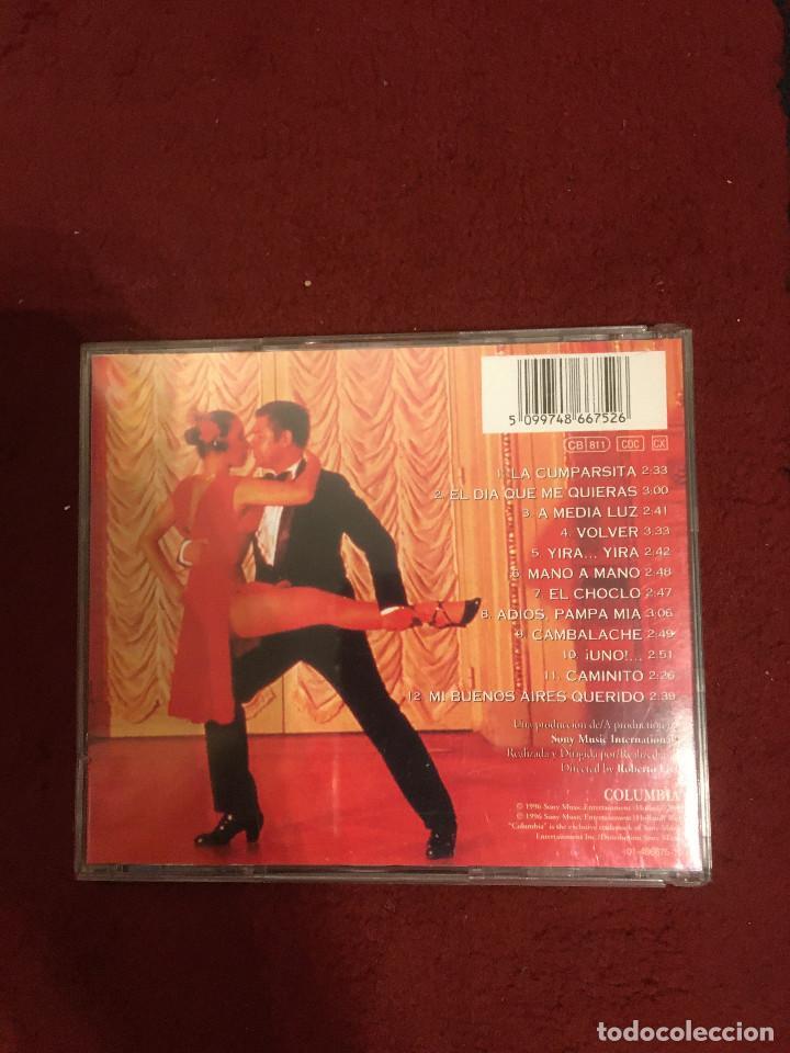 CDs de Música: JULIO IGLESIAS - TANGO - CD - Foto 2 - 218735188