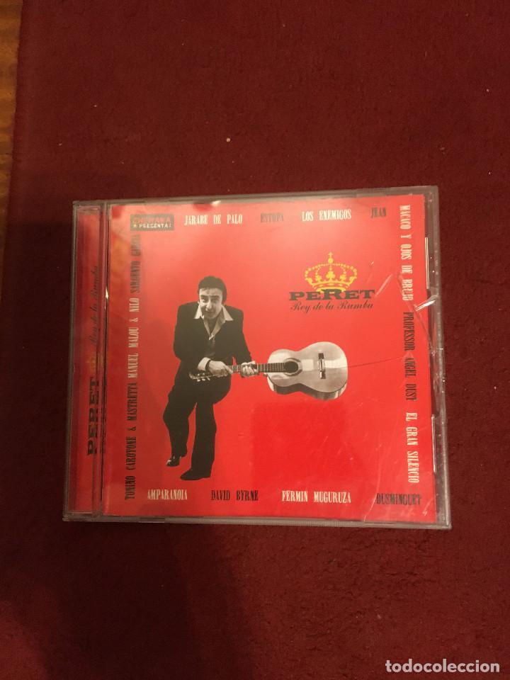 PERET REY DE LA RUMBA (Música - CD's Flamenco, Canción española y Cuplé)