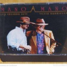 CDs de Música: LUIS EDUARDO AUTE & SILVIO RODRIGUEZ (MANO A MANO) 2 CD'S 1993. Lote 218738903