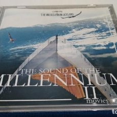 CDs de Música: CD ( G. SALDOVAL THE MUSICS FROM SKYLAND - THE SOUND OF THE MILLENNIUM II MOVIES ) 1999 NOTA A NOTA. Lote 218751711