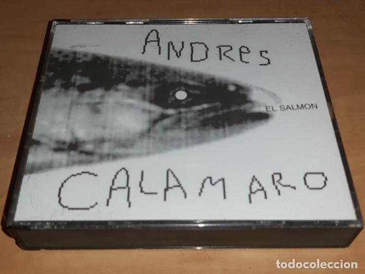 ANDRES CALAMARO 5 CD EL SALMON - BUNBURY * NUEVO *(COMPRA MINIMA 15 EUR) (Música - CD's Rock)