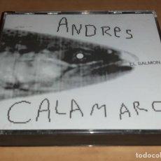 CDs de Música: ANDRES CALAMARO 5 CD EL SALMON - BUNBURY * NUEVO *(COMPRA MINIMA 15 EUR). Lote 218752288