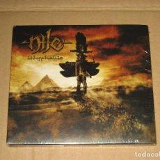 CDs de Música: (SIN ABRIR) NILE - ITHYPHALLIC + BONUS TRACK ___ (EDICIÓN LIMITADA) ______ BRUTAL DEATH METAL. Lote 218760272