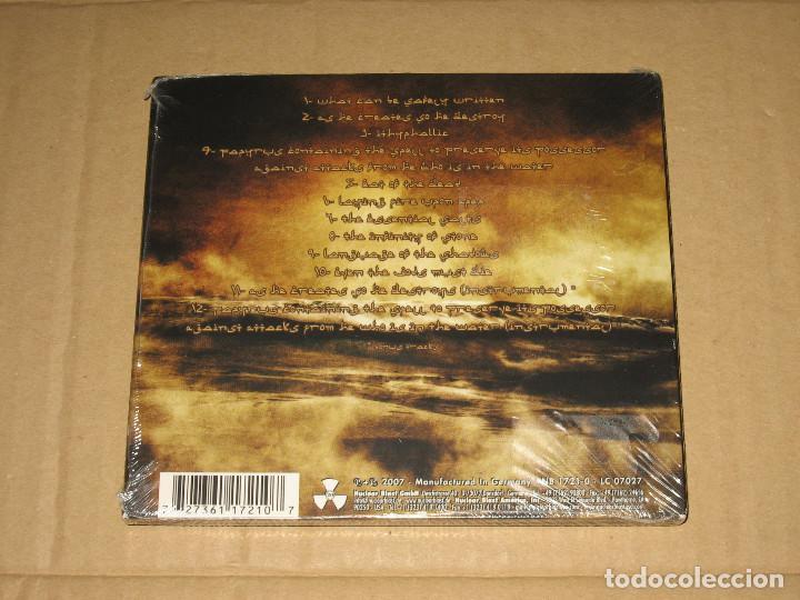 CDs de Música: (SIN ABRIR) NILE - ITHYPHALLIC + BONUS TRACK ___ (EDICIÓN LIMITADA) ______ BRUTAL DEATH METAL - Foto 2 - 218760272