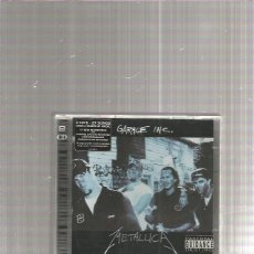 CDs de Música: METALLICA GARAGE INC. Lote 218814345