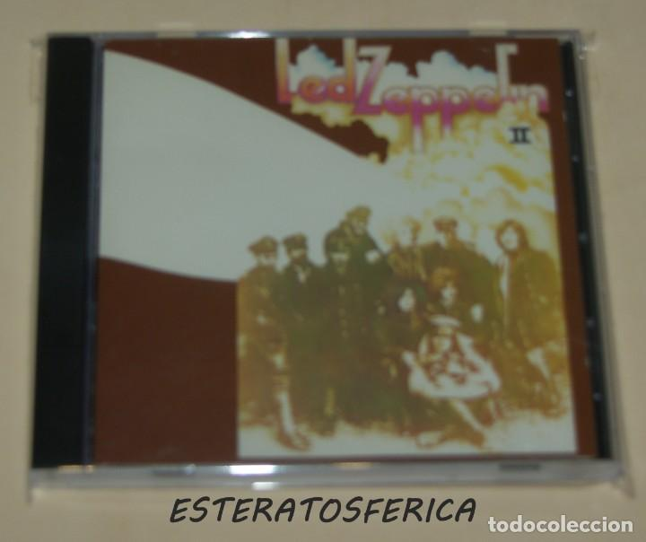LED ZEPPELIN - II (Música - CD's Rock)
