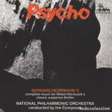 CDs de Música: PSYCHO / BERNARD HERRMANN CD BSO. Lote 218847443
