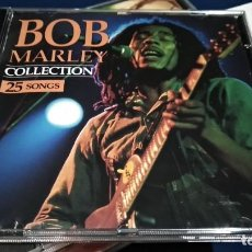 CDs de Música: CD ( BOB MARLEY - COLLECTION 25 SONGS ) 1993 SAN JUAN MUSIC. Lote 218847450