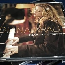 CDs de Música: CD ( DIANA KRALL - THE GIRL IN THE OTHER ROOM ) 2004 THE VERVE MUSIC - MUY POCO USO. Lote 218858086