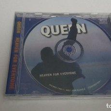 CDs de Música: QUEEN CD SINGLE HEAVEN FOR EVERYONE. Lote 218860392
