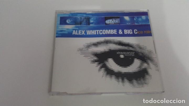 ALEX WHITCOMBE & BIG CICE RAIN CD SINGLE 5 TEMAS (Música - CD's Otros Estilos)