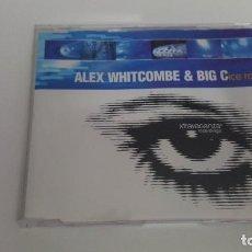 CDs de Música: ALEX WHITCOMBE & BIG CICE RAIN CD SINGLE 5 TEMAS. Lote 218861693