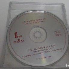 CDs de Música: JUAN LUIS GUERRA CD SINGLE CORONITA DE FLORES Y EL COSTO DE LA VIDA. Lote 218862382