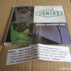 CDs de Música: DOMINO SWEET POTATOE PIE CD 6 TEMAS CADENA 100. Lote 218892418