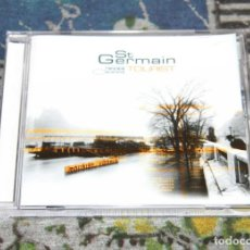 CDs de Música: ST. GERMAIN - TOURIST - REMASTERED - 5099963622027 - BLUE NOTE - CD - 2012. Lote 166316926