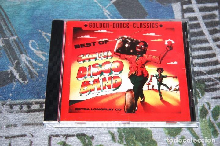SCOTCH - BEST OF SCOTCH - DISCO BAND - GDC 20234-2 - ZYX MUSIC - CD (Música - CD's Disco y Dance)