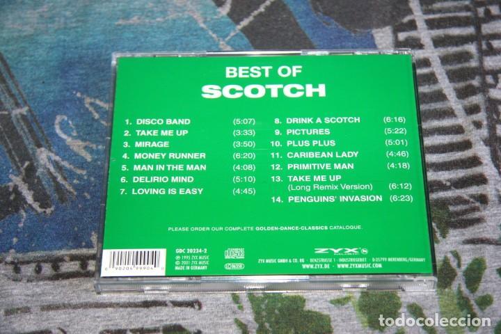 CDs de Música: Scotch - Best Of Scotch - Disco Band - GDC 20234-2 - ZYX MUSIC - CD - Foto 2 - 49033888